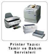 Printer - Yaz�c� Tamir ve Bak�m Teknik Servisleri