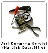 Veri - Data Kurtarma Servisleri